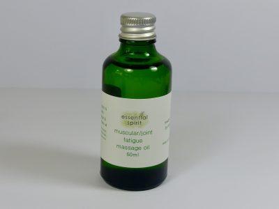 Massage & Bath Oils